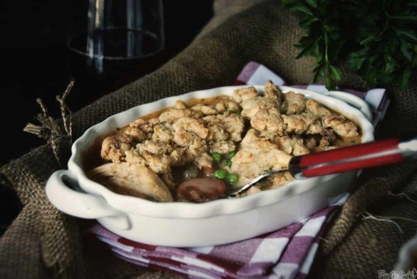 Chicken Pot Pie | Kita Roberts GirlCarnivore.com