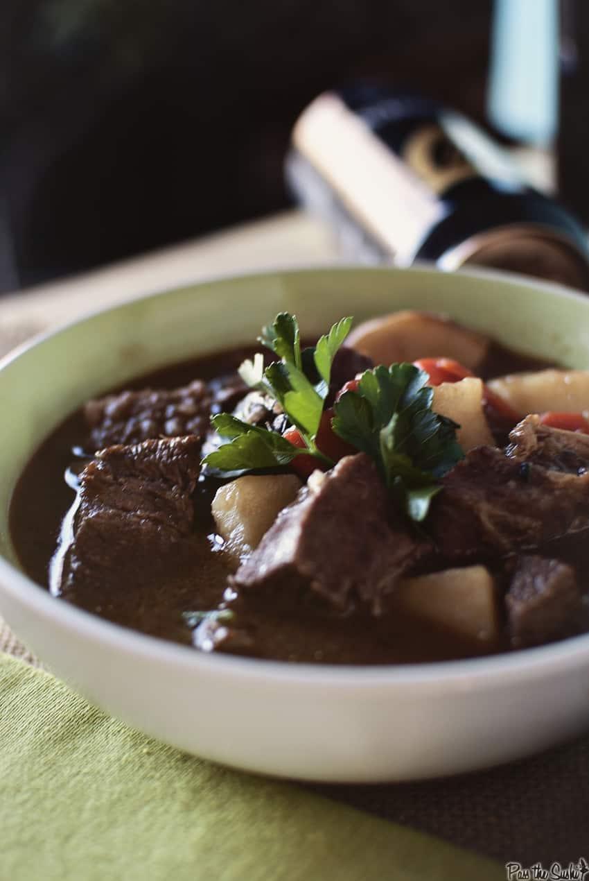 Guinness Beef Stew | Kita Roberts GirlCarnivore