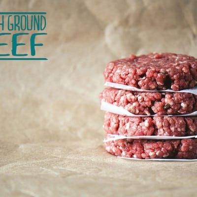 Fresh Ground Beef: How to Grind Perfect Patties