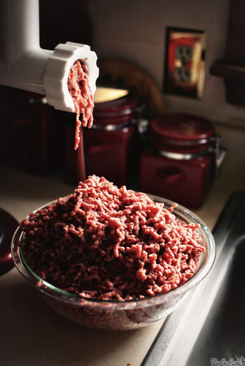 Fresh Ground Beef | Kita Roberts GirlCarnivore.com
