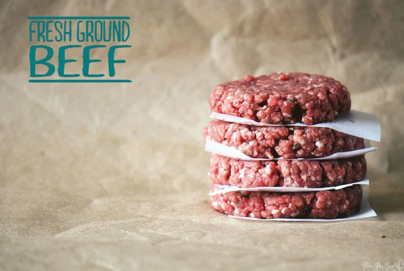 Fresh Ground Beef   Kita Roberts GirlCarnivore.com