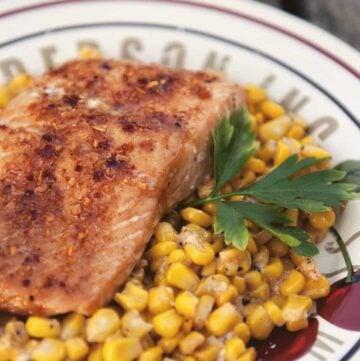 Baked Maple Salmon | Kita Roberts GirlCarnivore