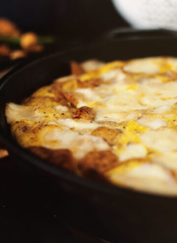 Frito Frittata | Kita Roberts GirlCarnivore.com
