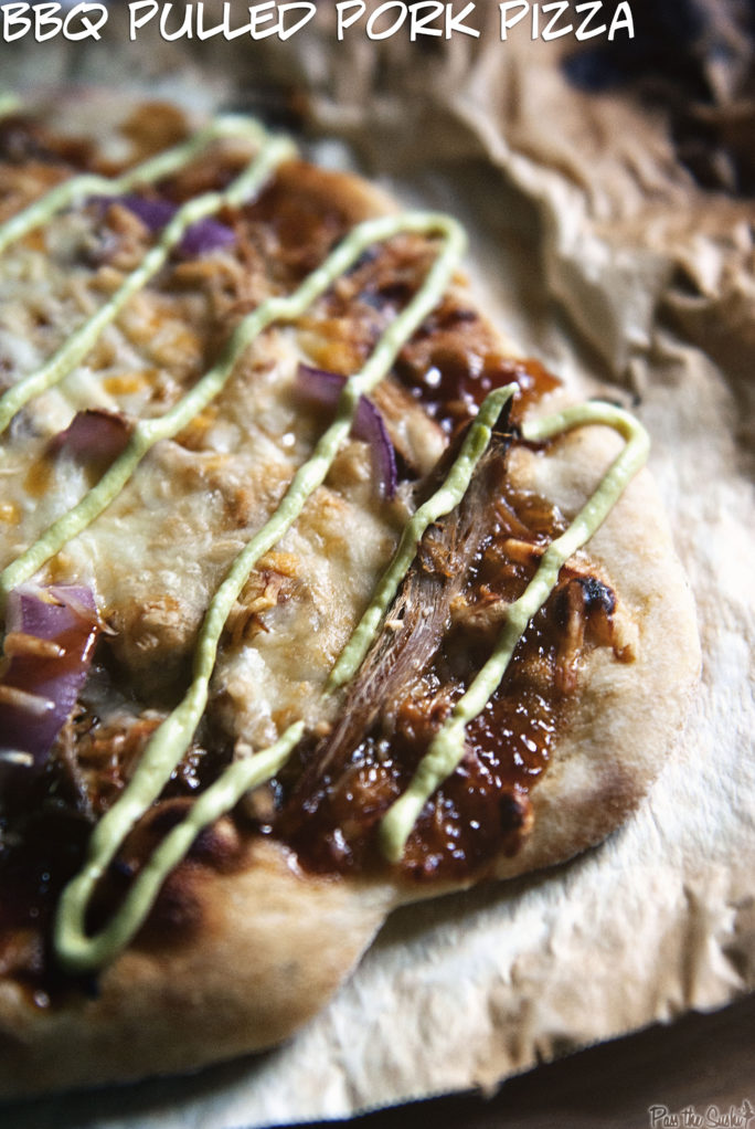 BBQ Pulled Pork Pizza | Kita Roberts GirlCarnivore