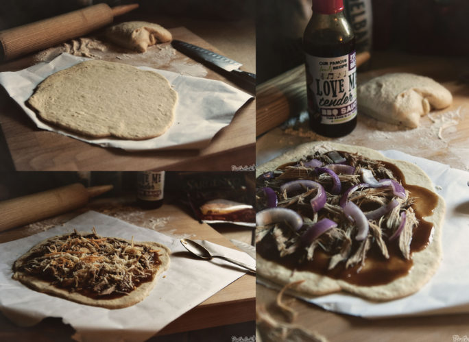 BBQ Pulled Pork Pizza | Kita Roberts GirlCarnivore