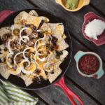 Chorizo Nachos | Kita Roberts GirlCarnivore.com