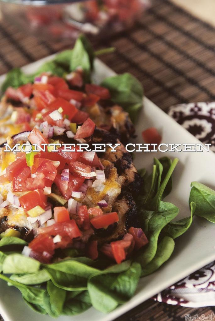 Monterey Chicken | Kita Roberts GirlCarnivore.com