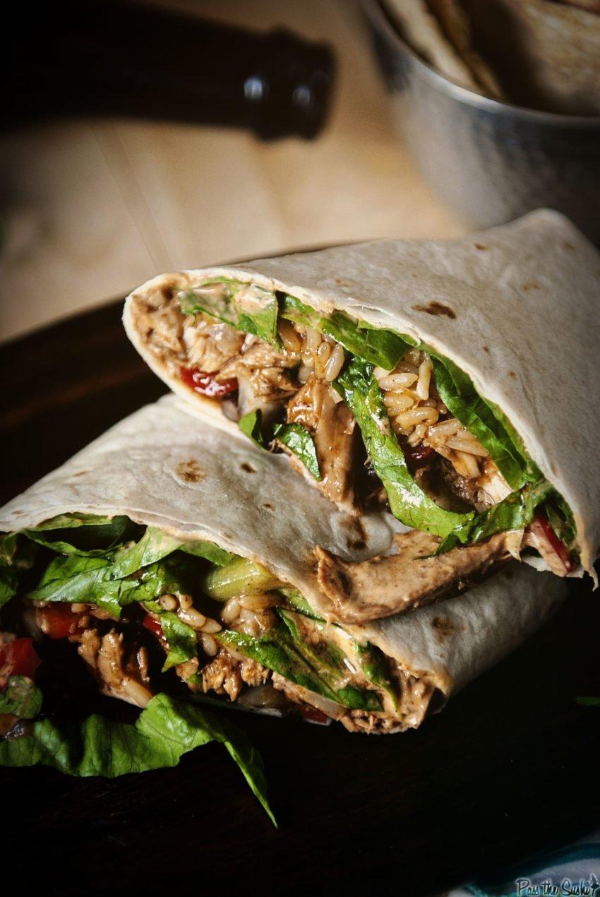 Weeknight Turkey Burritos | Kita Roberts GirlCarnivore.com