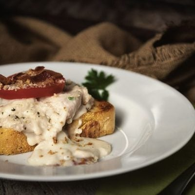 Classic Hot Brown – Turkey Sandwich