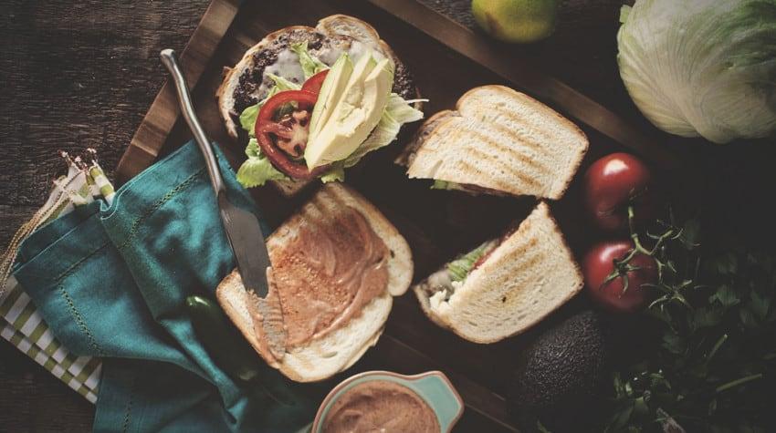 Tortas Hamburguesas via GirlCarnivore.com