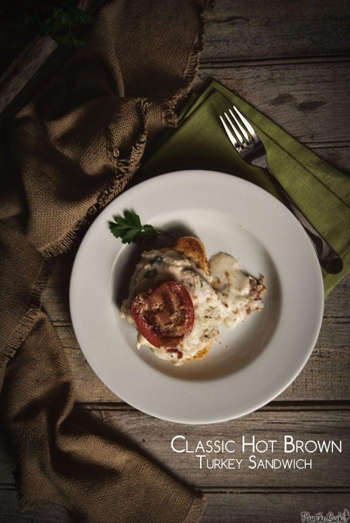 Classic Hot Brown - Turkey Sandwich | Kita Roberts GirlCarnivore.com