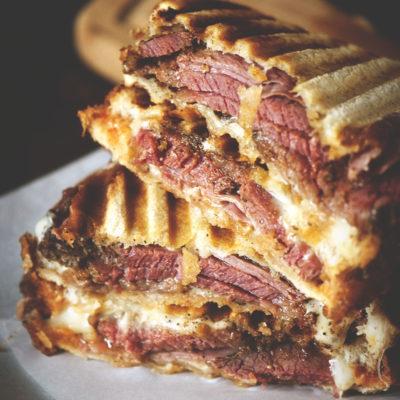 Smoked & Steamed Homemade Pastrami | Kita Roberts GirlCarnivore