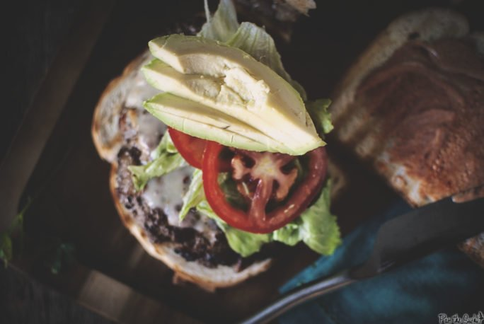 Just look at this Tortas Hamburguesas, so plump, and filled with so much freshness!