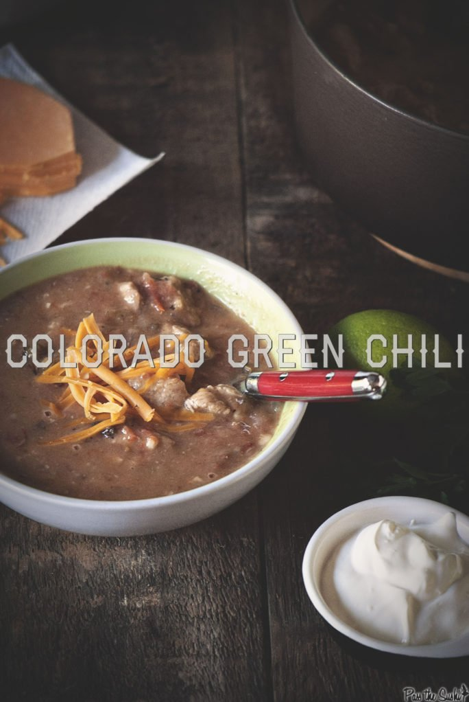 Colorado Green Chili | Kita Roberts GirlCarnivore