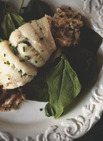 Crab Stuffed Flounder | Kita Roberts GirlCarnivore