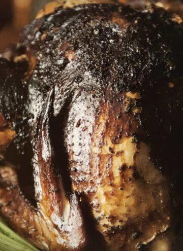 Smoked Turkey | Kita Roberts GirlCarnivore.com