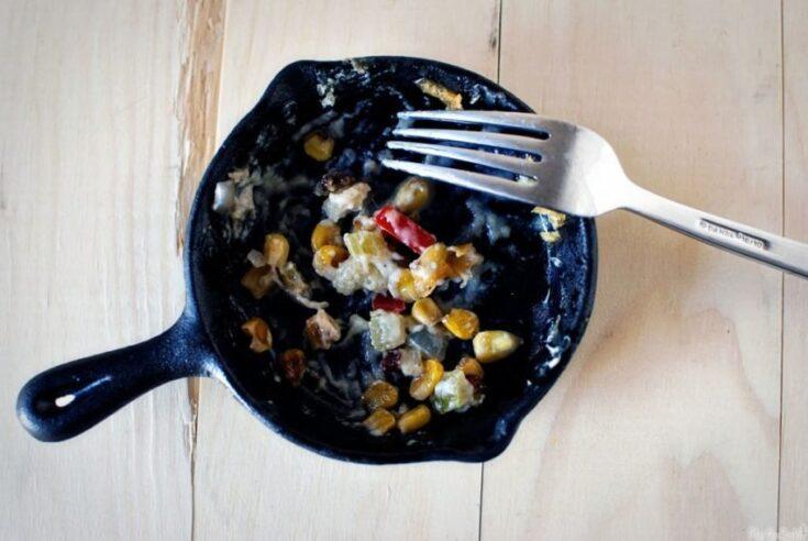 Corn Chowder Mac n' Cheese