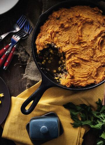 Southwest Shepherds Pie | Kita Roberts GirlCarnivore.com