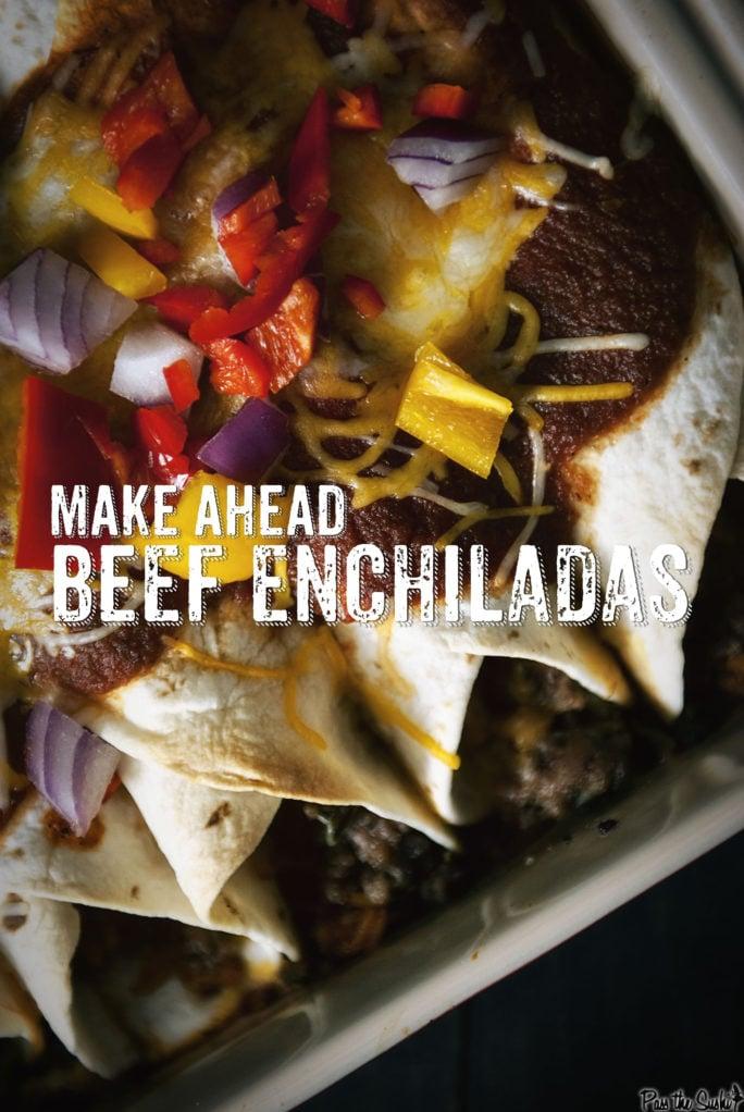 Beef Enchiladas Recipe | Kita Roberts GirlCarnivore.com