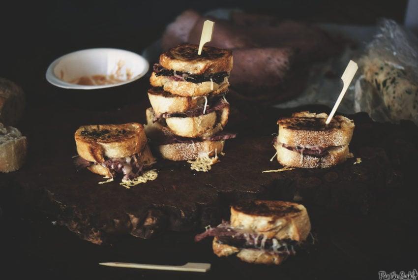 Pastrami Sliders | Kita Roberts GirlCarnivore.com