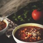 Pasta e Fagioli | Kita Roberts GirlCarnivore.com