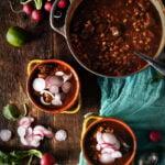 Red Chile Posole | Kita Roberts GirlCarnivore.com