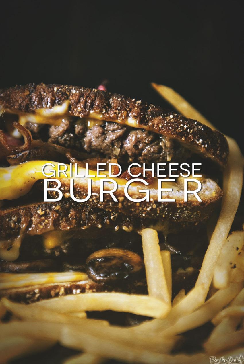 Grilled Cheese Burger | Kita Roberts GirlCarnivore.com