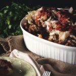 Slow Cooker Stuffed Cabbage | Kita Roberts GirlCarnivore.com