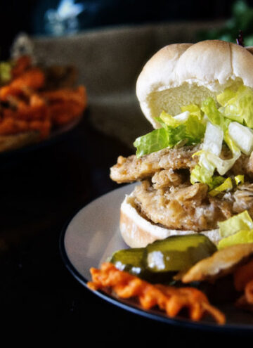 Fried Chicken Sandwiches | Kita Roberts GirlCarnivore.com