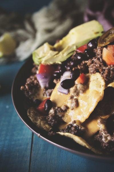 Taco Nacho Bowl | Kita Roberts GirlCarnivore.com