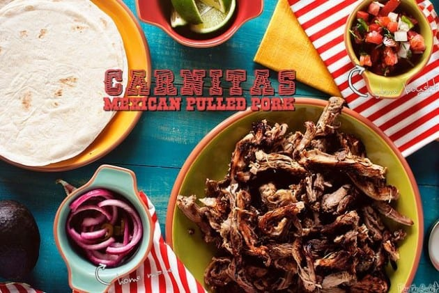 Carnitas - Mexican Pulled Pork