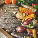 Grilled Steak and Peppers   Kita Roberts GirlCarnivore.com
