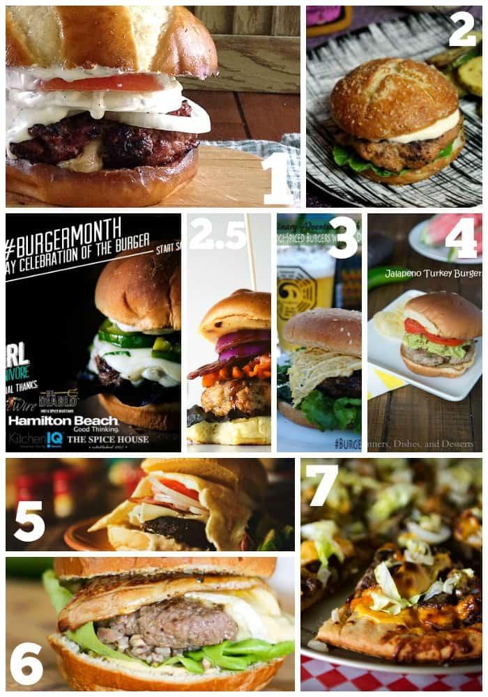 burger month week 2