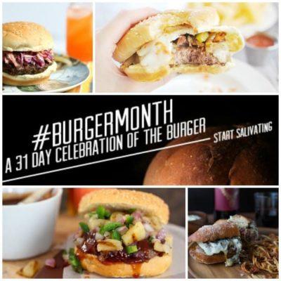 Burger Month Finale! 33 Epic Burger Recipes