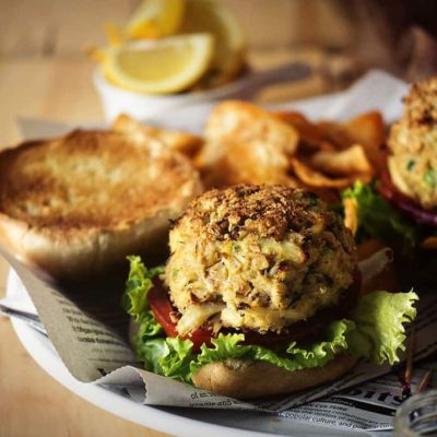 Maryland Crab Cakes Recipe