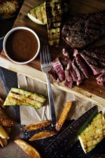 The Perfect Char-Grilled Steak || See this and other meaty recipes at GirlCarnivore.com