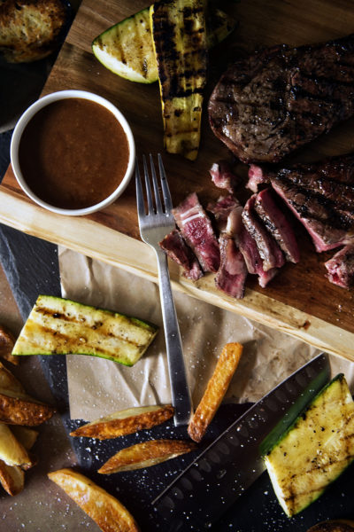 Perfect Char-Grilled Steak | Kita Roberts GirlCarnivore