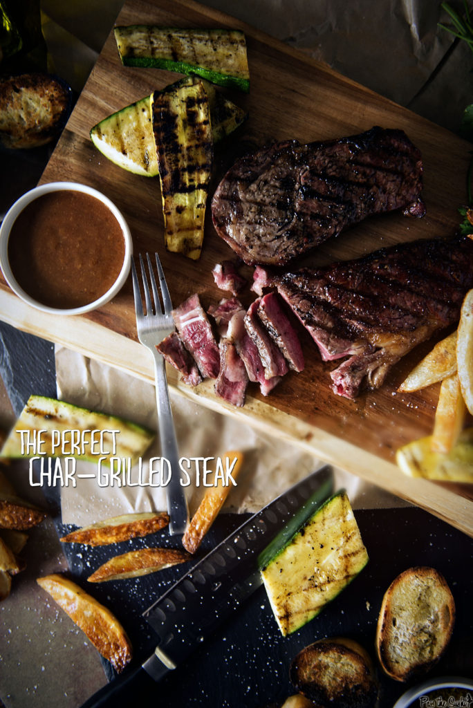 Perfect Char-Grilled Steak | Kita Roberts GirlCarnivore