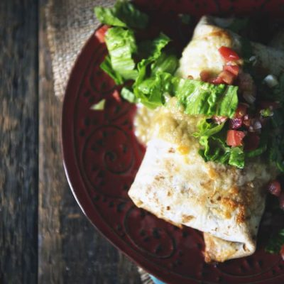 Copycat Chi-Chi's Chimichangas Recipe