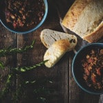 Slow Cooker Turkey Chili || GirlCarnivore.com