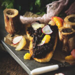 Bone Marrow with Oxtail Marmalade | Kita Roberts GirlCarnivore