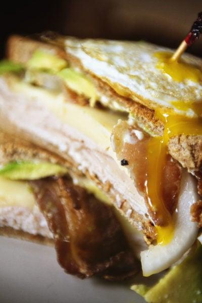 Ultimate Grilled Turkey Sandwich | Kita Roberts GirlCarnivore.com