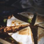 Zesty Ranch BBQ Bacon Chicken Quesadilla   Kita Roberts GirlCarnivore.com