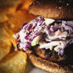 Apple-Brat Burgers for Two   Kita Roberts GirlCarnivore.com