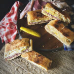 Grilled Cuban Sandwich | Kita Roberts GirlCarnivore.com
