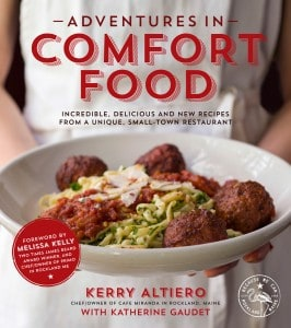 Adventures in Comfort Food book cover