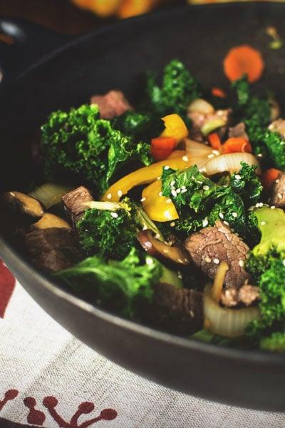 Steak and Broccoli Stir Fry   Kita Roberts GirlCarnivore.com