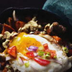 Sweet and Spicy Sausage Hash | Kita Roberts GirlCarnivore.com