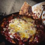 Slow Cooker Pizza Supreme Dip | Kita Roberts GirlCarnivore.com