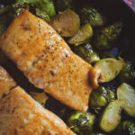 Maple Roasted Salmon | Kita Roberts GirlCarnivore.com